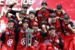 मेलबर्न रेनेगेड्स ने जीता BBL 2019 का खिताब, क्रिस्टियन रहे मैच के 'हीरो'