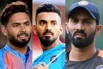 विश्व कप 2019: हरभजन ने बताया पंत, कार्तिक और राहुल के बीच का 'किस्मत कनेक्शन'