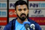 ऑस्ट्रेलिया के खिलाफ लोकेश राहुल को टीम इंडिया में क्यों मिली है जगह, हुआ खुलासा
