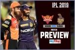 KKR vs SRH Match Preview: कल होगा हैदराबाद-कोलकाता का मैच, जानें किसका पलड़ा है भारी