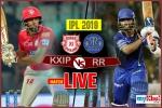 RR vs KXIP LIVE: पंजाब को लगा पहला झटका, केएल राहुल 4 रन बनाकर आउट
