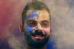IPL 2019: 'अनोखे' दोस्तों संग होली मनाकर विराट ने सीधी भरी चेन्नई की उड़ान, देखें VIDEO
