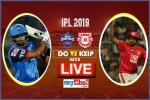 IPL 2019, DC vs KXIP, LIVE: दिल्ली कैपिटल्स ने जीता टॉस, पहले गेंदबाजी का फैसला