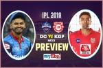 IPL 2019, DC vs KXIP, Preview: 'घर' में लगातार चौथी हार से बचना चाहेगी दिल्ली