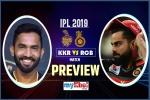 IPL 2019, KKR vs RCB, Preview: रसेल की चोट कोलकाता की सबसे बड़ी चिंता