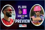 KKR vs RR Match Preview: प्लेऑफ में जाने की उम्मीदें कायम रखने के लिए कोलकाता चाहेगा जीत