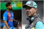 विश्व कप 2019 : क्या ऋषभ पंत को 'OUT' कर भारत ने की बड़ी गलती? पोंटिंग के बयान से उठे सवाल