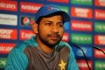 विश्व कप 2019 : सरफराज को भारत के खिलाफ ऐसा बोलना पड़ा महंगा, लोगों ने उड़ाया मजाक