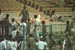 किस्सा खेल का- जब 1996 वर्ल्ड कप में दर्शकों ने स्टेडियम में लगा दी आग
