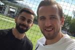 World Cup 2019:  कोहली ने खिंचवाई हैरी केन संग फोटो, अभिषेक बच्चन ने कर दिया ट्रोल
