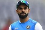 वाॅर्म-अप मैच में मिली हार पर विराट कोहली ने फिल्डरों को सुनाई बातें