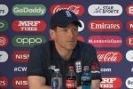 VIDEO : इंग्लैंड के फैंस कैसे करेंगे वार्नर और स्मिथ का 'स्वागत' मॉर्गन का बड़ा बयान