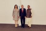 भारत ने 2023 आईओसी सत्र की मेजबानी की पेशकश की, नीता अंबानी ने सौंपा पत्र