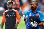 India vs Pakistan : शिखर धवन की जगह लेने इंग्लैंड पहुंचे ऋषभ पंत, वायरल हुई तस्वीर