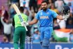रोहित ने पाकिस्तानी गेंदबाजों की बखिया उधेड़ी, 24वें शतक से तोड़ा सचिन का रिकॉर्ड