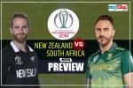विश्व कप 2019, Match Preview: दक्षिण अफ्रीका और न्यूजीलैंड में हो सकती है कांटे की टक्कर