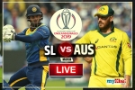 SLvsAUS LIVE : श्रीलंका ने जीता टाॅस, ऑस्ट्रेलिया करेगा पहले बल्लेबाजी