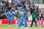 #INDvsPAK : धोनी के 'नागपुर वाले मंत्र' से विजय शंकर ने वर्ल्ड कप की पहली ही गेंद पर रच दिया इतिहास