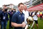 विश्व कप जीतने के बाद इंग्लैंड के कप्तान मॉर्गन ने संन्यास को लेकर किया चौंकाने वाला खुलासा