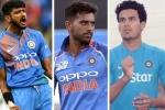 टीम इंडिया में इस राज्य के 3 क्रिकेटरों को पहली बार मिला एकसाथ खेलने का माैका
