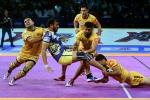 प्रो कबड्डी लीग 2019: 7वें सीजन के पहले मुकाबले में तेलुगु टाइटंस और यू मुंबा के बीच मुकाबला
