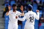 बुमराह का 50वां टेस्ट विकेट पड़ा बाकी भारतीय गेंदबाजों पर भारी, बना ये बड़ा रिकॉर्ड