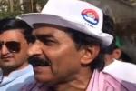 कश्मीर मुद्दे पर बाैखलाए जावेद मिंयादाद, कहा- भारत डरपोक देश, परमाणु बम से साफ कर देंगे