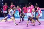 रोमांचक भरे मुकाबले में जयपुर ने तमिल को 2 अंकों से हराया