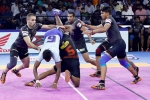 यू मुंबा ने तमिल को हराकर अंक तालिका में चाैथा स्थान हासिल किया