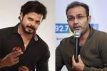 क्या मोहम्मद आमिर की तरह श्रीसंत कर पाएंगे वापसी? सहवाग ने दिया मजेदार जवाब