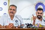वो 5 मापदंड जिन्होंने रवि शास्त्री को दोबारा दिला दिया टीम इंडिया के हेड कोच का पद
