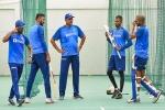 INDvsSA: बारिश ने डाली टीम इंडिया के अभ्यास में बाधा, जानें आज के मौसम का हाल