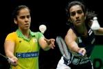 China Open: पीवी सिंधु और साई प्रणीत अगले दौर में, पहले दौर में हारीं सायना नेहवाल