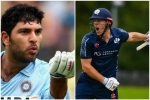T-20 : इस बल्लेबाज ने जड़ा दूसरा सबसे तेज शतक, युवराज के बाद 1 ओवर में ठोक दिए इतने रन