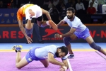 प्रो कबड्डी लीग 2019 : पुनेरी पलटन और तमिल के बीच हुआ मैच ड्रा पर समाप्त