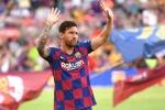 La-Liga: लियोनेल मेसी ने लगाई गोल की हैट्रिक,तोड़ा रोनाल्डो का रिकॉर्ड, बार्सिलोना टॉप पर काबिज
