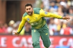IND vs SA: तबरेज शम्सी ने बताया तीसरे मैच में किस पर रहेगा दबाव, दिया बड़ा बयान
