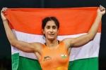 World Wrestling Championship: खत्म हुई भारत को गोल्ड की आस, दूसरे दौर में हारी विनेश फोगाट