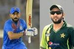 IND vs SA: अफगानिस्तान के इस खिलाड़ी से पीछे हैं विराट कोहली, बराबर किया शाहिद अफरीदी का रिकॉर्ड