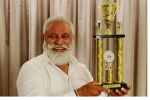 युवराज सिंह के पिता योगराज को ऑस्ट्रलिया में मिला लाइफ टाइम अचीवमेंट सम्मान