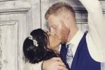 सालगिरह के माैके पर पत्नी ने बेन स्टोक्स को किया KISS, रोमांटिक तस्वीर हुई वायरल