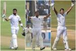लगातार तीन टेस्टों में तीन दोहरे शतक, भारतीय क्रिकेट इतिहास में ऐसा हुआ केवल दूसरी बार