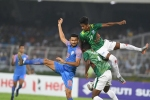फीफा वर्ल्ड कप क्वालीफायर : आदिल खान के गोल से बांग्लादेश के हाथों हारने से बचा भारत