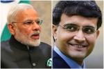 भारत-पाकिस्तान के बीच सीरीज कब तो इस सवाल पर बोले गांगुली, पीएम मोदी और इमरान खान से पूछो