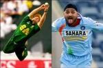 India vs South Africa : तीसरे टेस्ट से पहले हरभजन ने जोंटी रोड्स को छेड़ा, कमेंट करके कसा तंज