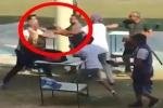 करनी सिंह शूटिंग रेंज में आपस में भिड़े 2 शूटर्स, चले लात-घूंसे, वीडियो हुआ वायरल