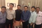 सौरव गांगुली ने शेयर की बीसीसीआई में नई टीम के साथ तस्वीर, जानिए क्या कहा