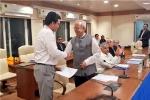 बीसीसीआई के नए अध्यक्ष के तौर पर सौरव गांगुली ने संभाला कार्यभार