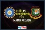 1st Test, IND vs BAN: टेस्ट में दबदबा बरकरार रखने उतरेगी विराट सेना, जानें किसमें कितना है दम