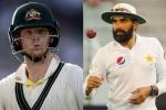 AUS vs PAK: पाकिस्तानी कोच मिस्बाह ने किया गेम प्लान का खुलासा, बताया कैसे करेंगे स्टीव स्मिथ को आउट